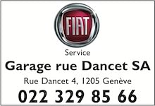 Garage rue Dancet SA