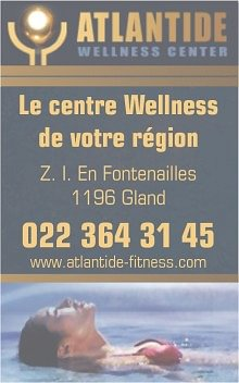 Atlantide Wellness Center SA