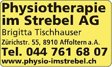 Physiotherapie im Strebel AG