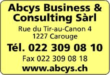 ABCYS BUSINESS & CONSULTING Sàrl