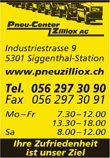 Pneu-Center Zilliox AG