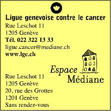 Ligue Genevoise Contre le Cancer