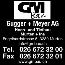 GM Bau Gugger + Meyer AG