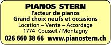 Pianos Stern