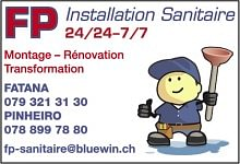 FP installations sanitaires