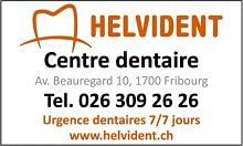 Helvident Centre Dentaire Fribourg SA