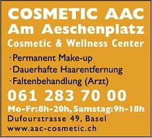 AAC Am Aeschenplatz Cosmetic & Wellness Center