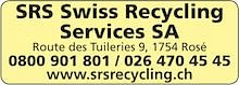 SRS Swiss Recycling Services SA