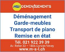 MSL Multi Services Lemania Sàrl