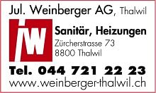 Weinberger Jul. AG