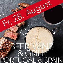 BEER, WINE and GRILL «PORTUGAL and SPAIN»
