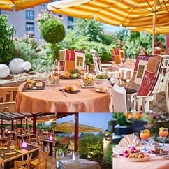 Ouverture Restaurant « Terrasse »