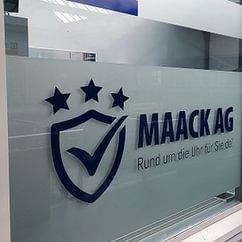 Maack AG Neuer Standort Schliesstechnik Abteilung