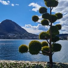 Happy Sunday in Lugano!
