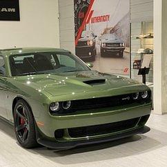 -TOP AMERICAN- | Dodge Challenger SRT Hellcat
