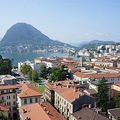 Welcome to Lugano - Herzlich Willkommen in Lugano!