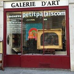 Apple Boutique Galerie d'art antiquités brocante