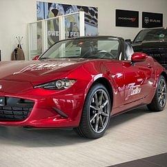 Nouvelle Mazda MX-5 : prête pour l'été !