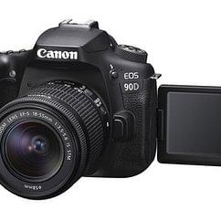 Canon EOS 90D-Top Neuheit Jetzt Vorbestellen