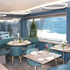 Delphin Restaurant im neuen Glanz