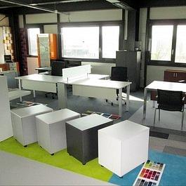Notre exposition de mobilier de bureau