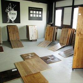 Notre exposition parquets