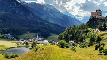 schönsten Schlösser in der Schweiz