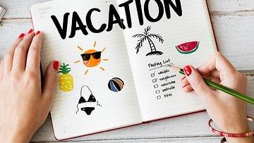 Packliste für die Ferien