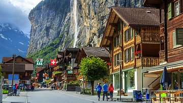 schönsten Wasserfälle in der Schweiz