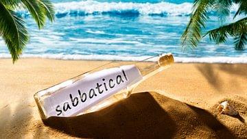 Ein Sabbatical hilft
