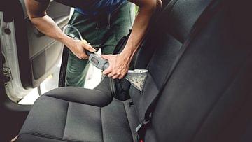 Autositze reinigen