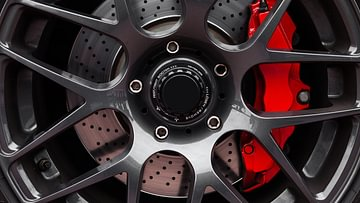 Bremssattel lackieren