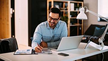 Moderne und innovative Büroplanung