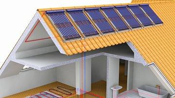Solar Warmwasser