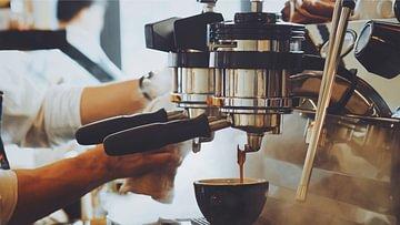Reparatur der Kaffeemaschine