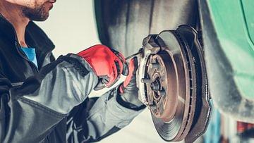 die Bremsbeläge wechseln