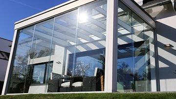 Glasschaden an Ihrem Wintergarten