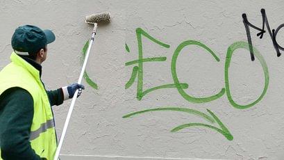graffiti entfernen