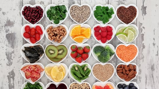 Frische Lebensmittel sind auchim Sommer wichtig für unser körperliches aber auch geistiges Wohlergehen.