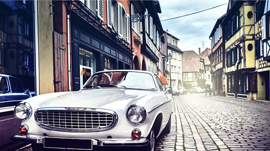 Oldtimer & Muscle Cars
