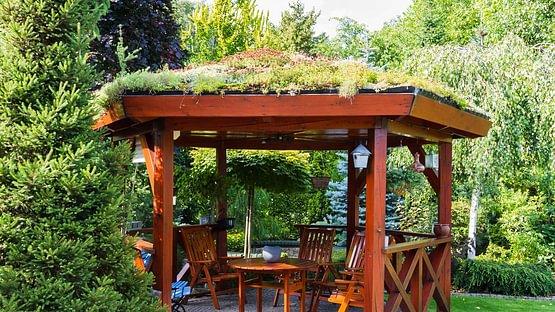 Garteneinrichtung