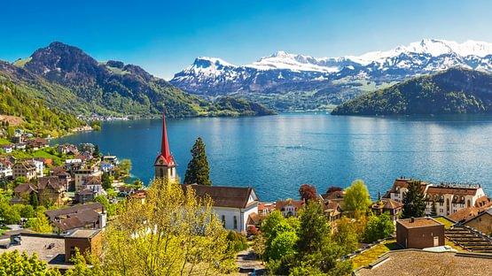 Velotouren in der Schweiz