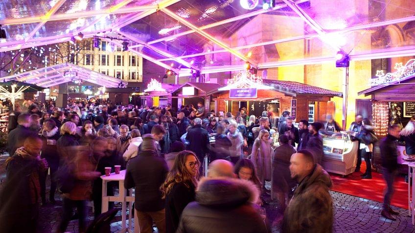 Bô Noël, Lausanne. © www.regiscolombo.ch