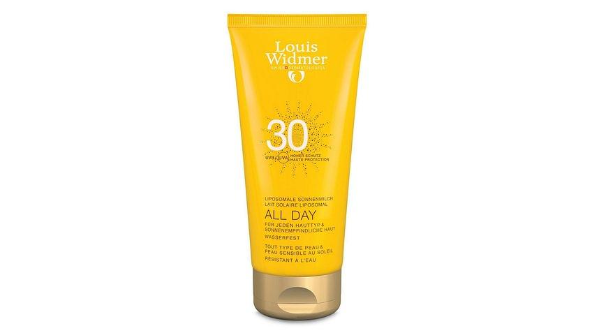 Sun All Day 30 Louis Widmer