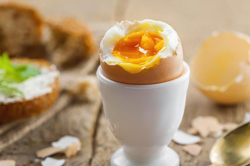 3-Minuten-Ei