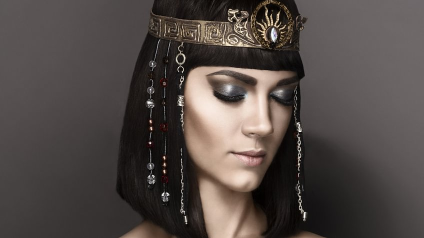 Baden wie Kleopatra