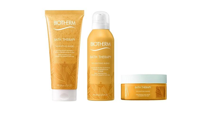 Biotherm Bath Therapy Set
