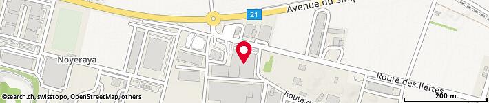 Meubles Pesse Sa A Monthey Adresse Horaires D Ouverture Sur Local Ch
