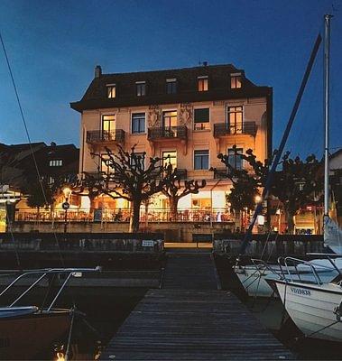 Hôtel Lausanne Lutry