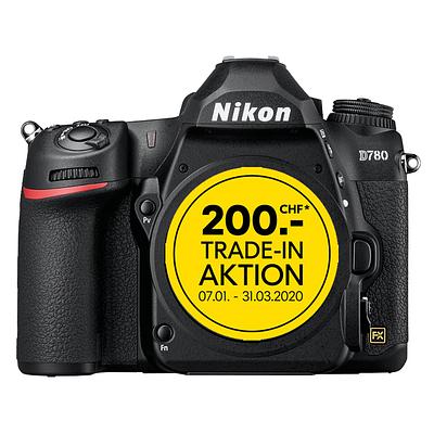 Nikon D780-Top Neuheit jetzt Vorbestellen